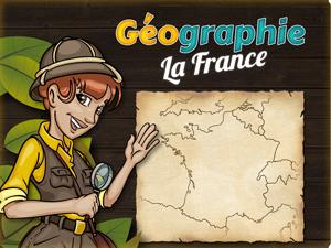 Présentation de l'application de géographie La France