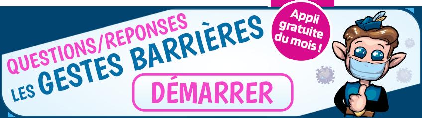 Découvrez les gestes barrières sur PitEtPit.fr