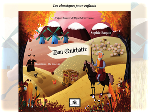 couverture livre Don Quichotte